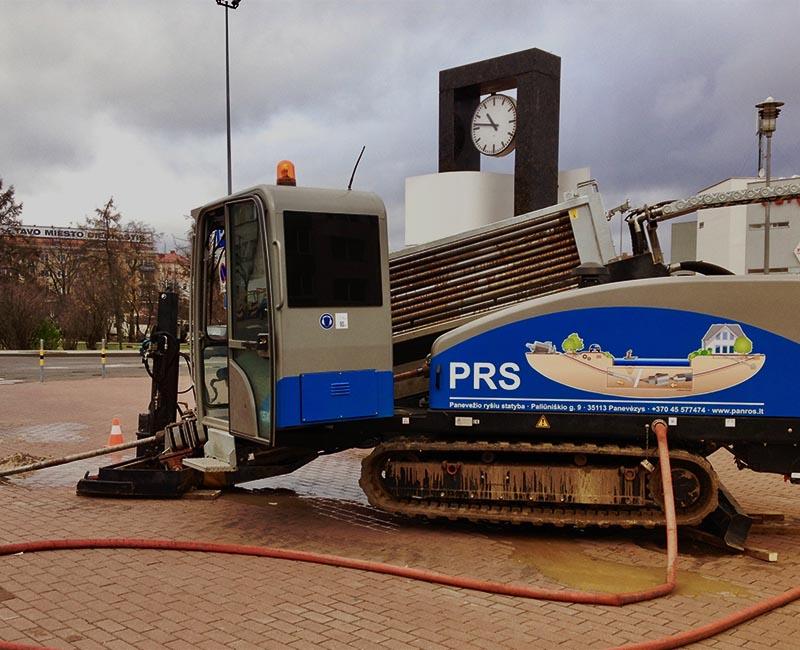 Panros panevezio rysiu statyba - PRS apie mus